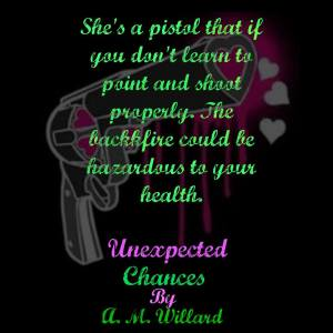 Unexpected Chances teaser 3